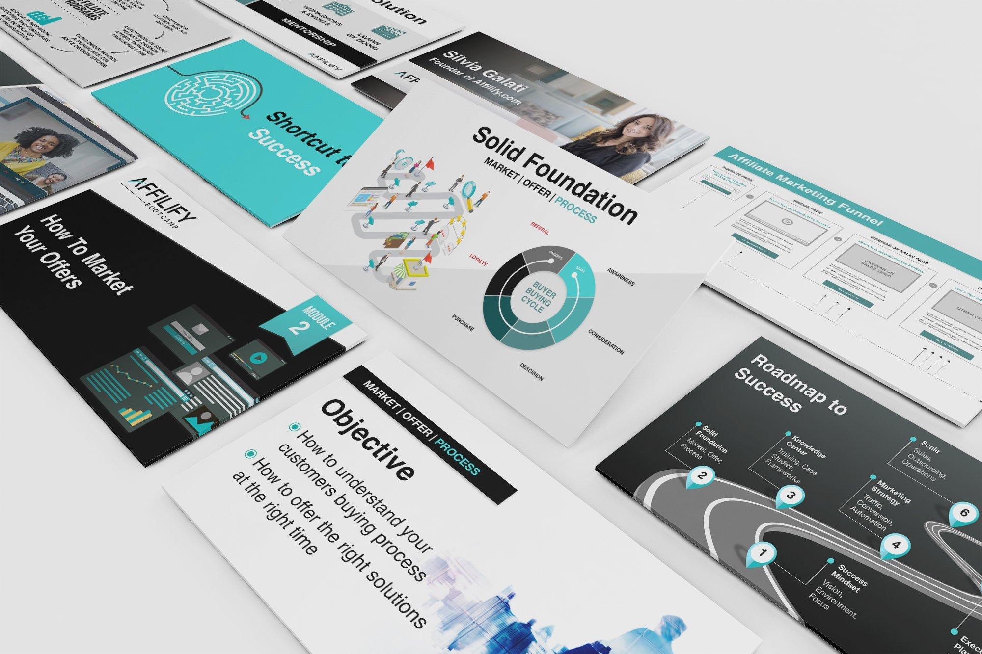 Keynote Online Course Design