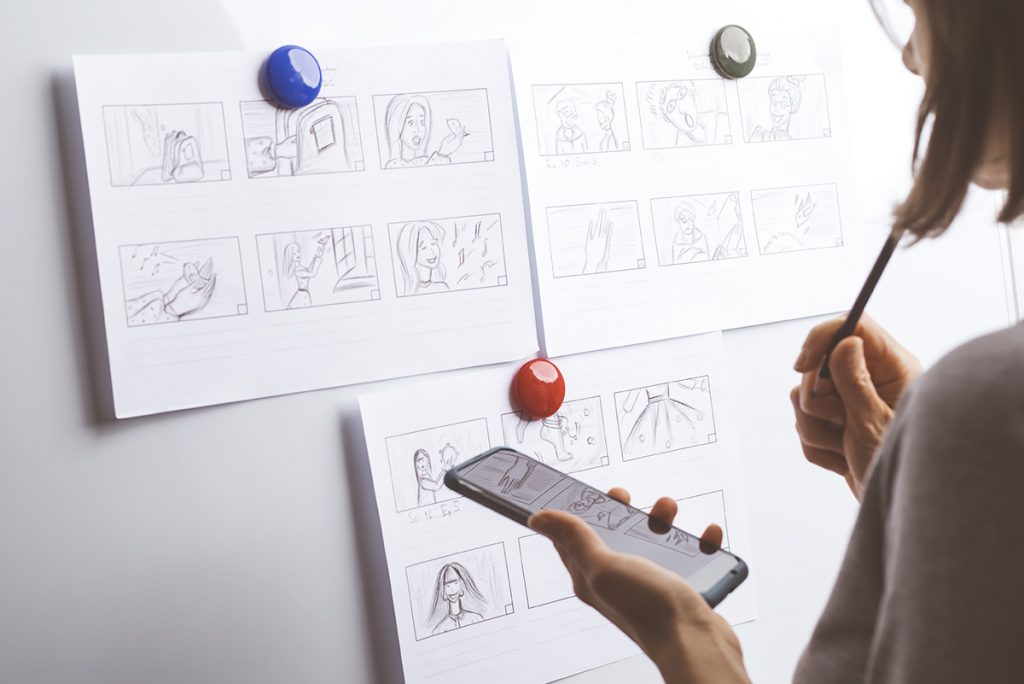 Presentation Storyboards